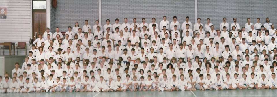 1985 iogkf international gasshuku stellenbosch