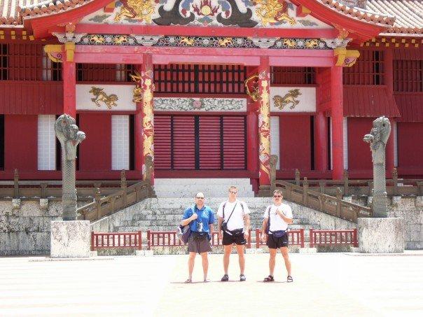 Okinawa Castle 2004
