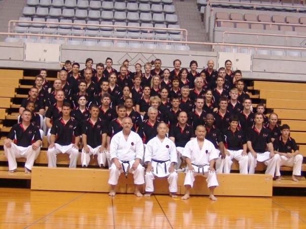 Budosai 2008 SA group