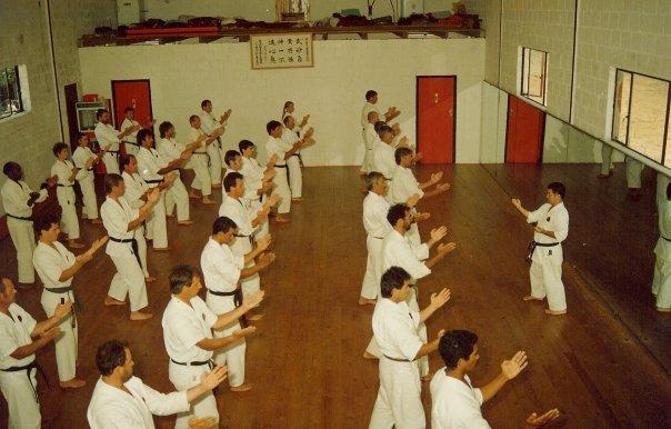 Gasshuku 1980s
