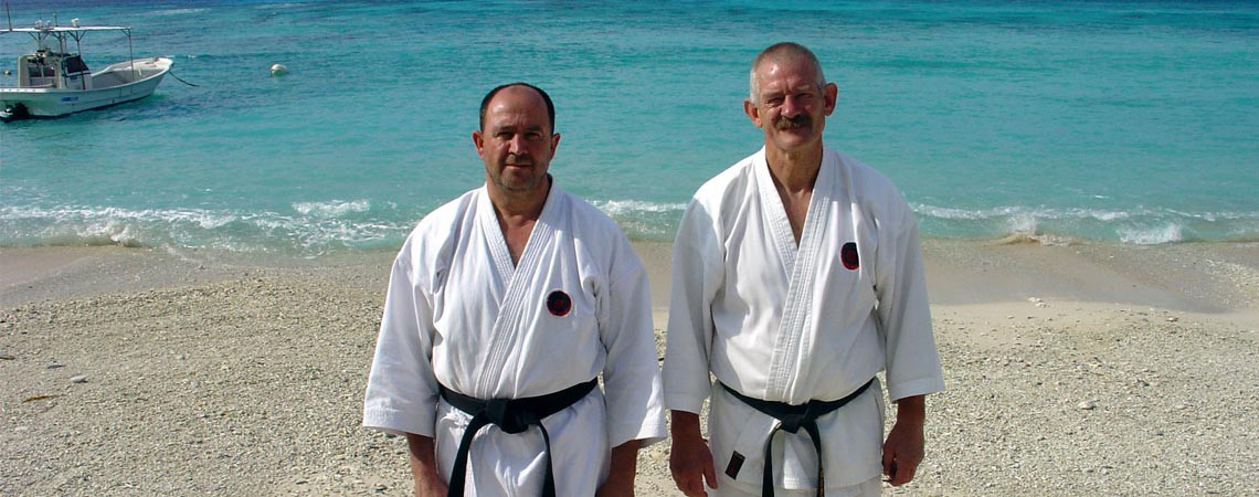 Sensei Bakkies & Fernando